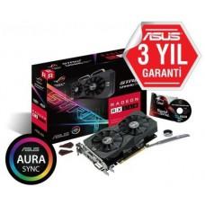 ASUS STRIX-RX560-O4G- 4GB OC GAMING GDDR5 128B