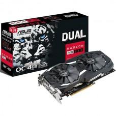 ASUS RX580 8GB DUAL OC GDDR5 256Bit AMD Radeon DX12 Ekran Kartı