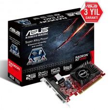 Asus R7 240 GDDR3 2GB 128Bit AMD Radeon DX12 Ekran Kartı