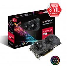 ASUS RX570 ROG STRIX 4GB GDDR5 256Bit AMD Radeon DX12 Ekran Kartı