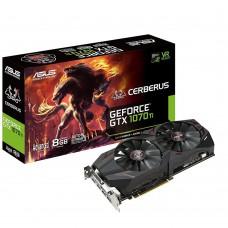 ASUS GTX1070 Ti CERBERUS GAMING GDDR5 8GB 256Bit DX12 Nvidia Ekran Kartı