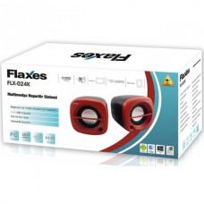 FLAXES FLX-024K USB 6W 3W*2 1+1 SYH KIRMI SPEAKER