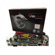 ASBOARD H61ML DDR3 mATX S-V-L LGA 1155p