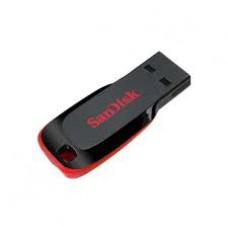 128 GB SANDISK CRUZER BLADE BLACK SDCZ50-128G-B35