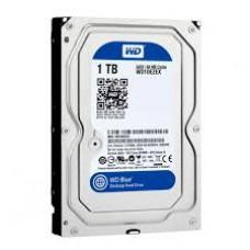 1 TB 3.5 WD 7200 SATA3 64MB BLUE WD10EZRZ